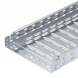 Escape route installations - false ceiling mounting