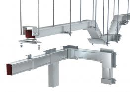 Fire protection ducts - Protection of escape routes