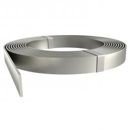 Stainless steel flat conductor