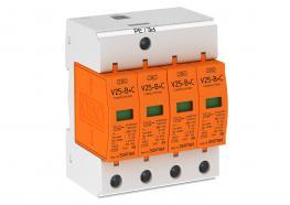 Combination arrestor V25, 4-pole 385 V