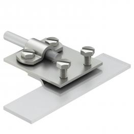 Folding clamp up to 5 mm plate thickness A2