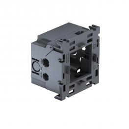 Accessory mounting box, single, for Modul 45®