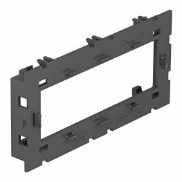 Mounting support, triple, for Modul 45®