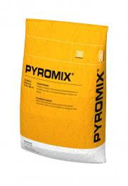 PYROMIX® dry mortar in paper sack