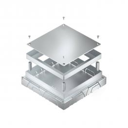 JBM underfloor junction box - for PVC duct