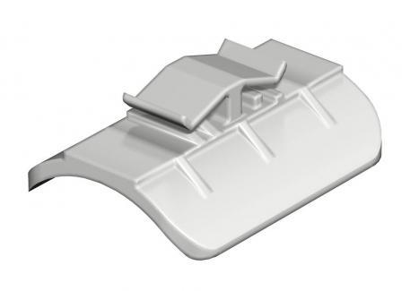 Counter-trough, plastic 16–17 mm slot width
