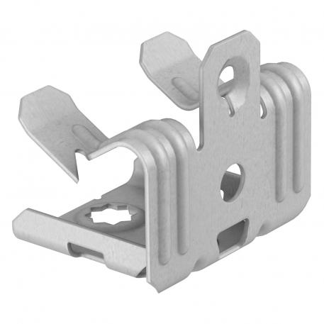 Beam clamp, with female thread