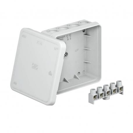 Junction box A 14 with terminal strip