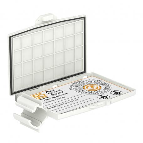 Magnetic card and holder MK-B