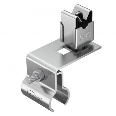 Folding and construction clamp