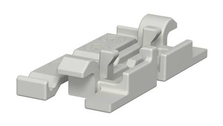 Cover clip for 60 mm trunking width