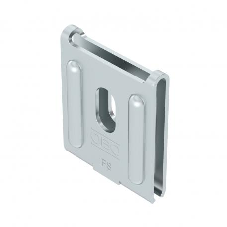 Wall clamp / central hanger FS