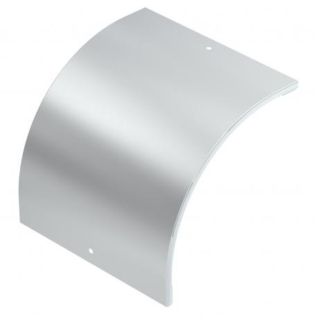 Lid for 90° vertical bend FT, falling