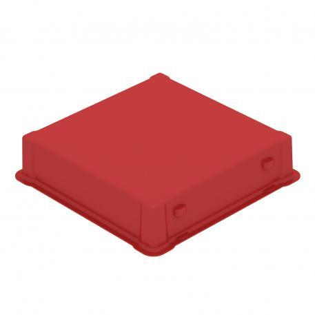 Height extension kit for underfloor box 245 x 245