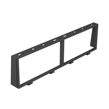 Installation frame for combination of 2x and 2x Modul 45® devices
